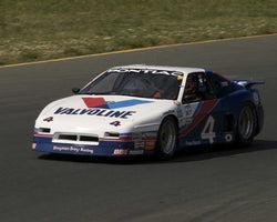 John Goodman driving his 1987 Pontiac Fiero in Group 8 at the 2015 CSRG David Love Memorial Vintage Car Road Races at Sonoma Raceway