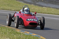 Simon Favre - 1958 Bourgeault F-Jr in Group 5 at the 2017 CSRG David Love Memorial - Sears Point Raceway