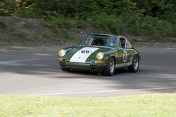 Eric Smith with 1969 Porsche 911 in Groups 2&3  at the 2016 SOVREN Spring Sprints, Pacific Raceway