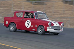 Angelo Zucchi - 1960 Ford Angelia in Group 1 -  at the 2016 Charity Challenge - Sonoma Raceway