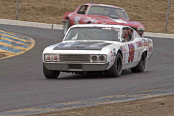 Ron Myska - 1969 Ford Talladega in 1963-72 Grand National Stock Cars - Group 5 at the 2017 SVRA Sonoma Historic Motorsports Festivalrun at Sonoma Raceway