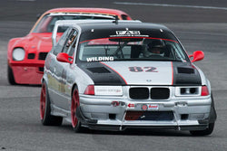 Ernest Wilding - 1995 BMW M3 - Group 10 at the 2017 Brickyard Vintage Racing Invitational run at Indianapolis Motor Speedway