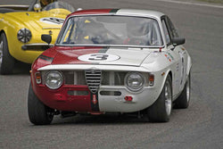 Dave Kingstone with 1967 Alfa Romeo GT in Group 1 SOVREN 2016 Pacific Northwest Historics - Pacific Raceway