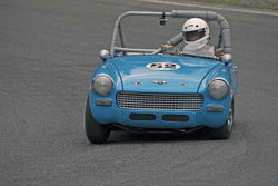 Dave Franks with 1967 Austin Healey Sprite in Group 1 SOVREN 2016 Pacific Northwest Historics - Pacific Raceway