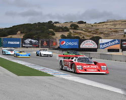 2015 HMSA LSR II Group 4 at the 2015 HMSA LSR Invitational II at Mazda Raceway Laguna Seca