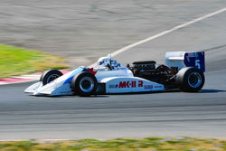 Jerry Kehoe - 1987 March 87B in Group 5b-7-9-11Sports Racing/Formula Cars at the 2019 SVRA Portland Speedtour run at Portland International Raceway