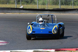 Mark Francis - 1963 ELVA Mk 7S in Group 5b-7-9-11Sports Racing/Formula Cars at the 2019 SVRA Portland Speedtour run at Portland International Raceway