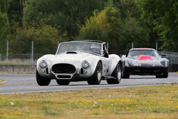Ken Sutherland - 1965 Shelby Cobra in Group 6-10-12a Big Bore Production Cars at the 2019 SVRA Portland Speedtour run at Portland International Raceway