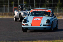 Wayne Baker - 1967 Porsche 911S in Group 8-12b GT/Production Cars at the 2019 SVRA Portland Speedtour run at Portland International Raceway
