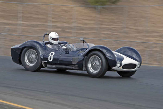 Jeff O'Neill - 1960 Maserati Tipo 61 in Group 1 -  at the 2016 Charity Challenge - Sonoma Raceway