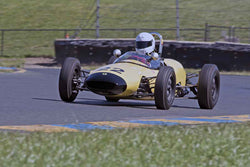 Robert Stoker - 1962 Lotus 22 in Group 5 at the 2017 CSRG David Love Memorial - Sears Point Raceway
