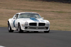 Robert Kauffman with 1970 Pontiac Trans Am in Group 10 at the 2016 SVRA Sonoma Historics - Sears Point Raceway