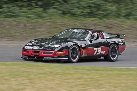 Jonathan Ornstein - 1985 Chevrolet Corvette in Group 7 at the 2017 SOVREN Pacific Northwest Historicsrun at Pacific Raceways