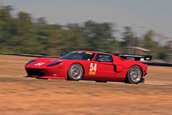 Tim Brown - 2008 Ford GT in Group 5/7/9/11 at the 2017 SVRA Portland Vintage Racing Festival run at Portland International Raceway