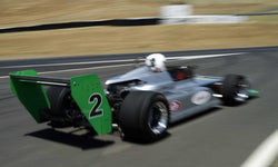 Robert Fisher driving his 1979 March 79B in Group 6/7 at the 2015 CSRG Thunderhill Rolling Thunder at Thunderhill Raceway