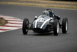 Jimmy Domingos with 1960 Cooper T52 in Group 1/3  at the 2016 Portland Vintage Racing Festival - Portland International Raceway