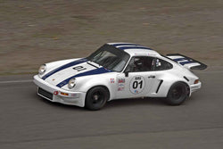 Cameron Healy with 1977 Porsche 911 RSR in Group 3 SOVREN 2016 Pacific Northwest Historics - Pacific Raceway