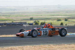 Tom Minnich - 1972 Titan Mark 6 in Open Wheel Cars -1600cc Twin Cam or Less - Group 4 at the 2017 SVRA Sonoma Historic Motorsports Festivalrun at Sonoma Raceway