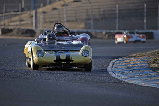 Jonathan Rosenthal - 1966 Lotus 23C in Group 4 -  at the 2016 Charity Challenge - Sonoma Raceway
