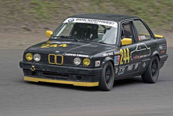 Corey Peters - 1989 BMW 325i in Group 8 at the 2017 SOVREN Pacific Northwest Historicsrun at Pacific Raceways