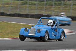 John Woodward - 1962 Morgan 4 plus 4 in Group 1 at the 2016 SOVREN Columbia River Classic - Portland International Raceway