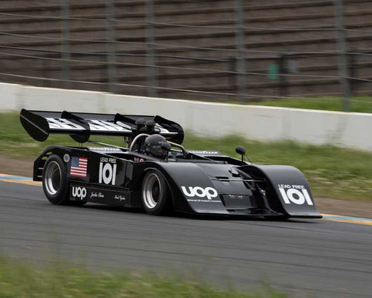 Fred Cziska with 1972 Shadow DN2 in Group 7  at the 2016 CSRG David Love Memorial - Sears Point Raceway