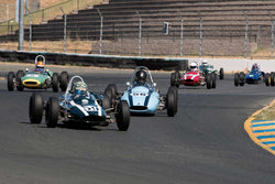 Group 3 in Group 4 -  at the 2016 SVRA Sonoma Historics - Sears Point Raceway