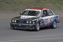 Bill Ecker - 1987 BMW 325i in Group 8 at the 2017 SOVREN Pacific Northwest Historicsrun at Pacific Raceways
