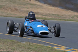 Robert Thull - Titan Mk 5 in Open Wheel Cars -1600cc Twin Cam or Less - Group 4 at the 2017 SVRA Sonoma Historic Motorsports Festivalrun at Sonoma Raceway