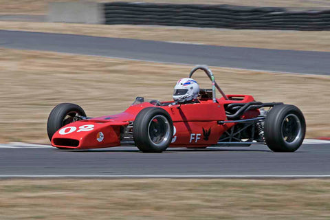 Chuck O'Connor - 1970 Winkelmann WDF2 in Group 2 at the 2017 SVRA Portland Vintage Racing Festivalrun at Portland International Raceway