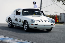 John Linfesty - 1968 Porsche 911 in Group 6 at the 2017 HMSA Spring Club Event - Mazda Raceway Laguna Seca