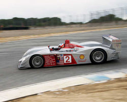 Travis Engen with 2005 Audi R8 in Group 4  at the 2016 HMSA Spring Club Event - Mazda Raceway Laguba Seca