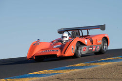 Nick Colonna - 1969 McLaren M8C in Group 7 -  at the 2016 Charity Challenge - Sonoma Raceway