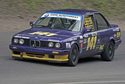 Rob Johnston - 1989 BMW 325i in Group 8 at the 2017 SOVREN Pacific Northwest Historicsrun at Pacific Raceways