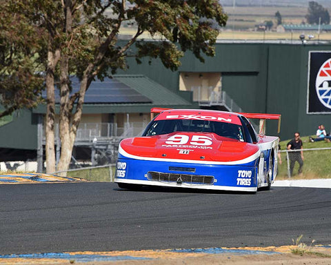 Philip Mendelovitz with 1989 Nissan GTP in Group 13 - 1982-1991 Historic IMSA GTO/SCCA Trans-Am at the 2015 Sonoma Historic Motorsports Festival at Sonoma Raceway