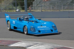 John Hill - 1972 Lola 292 in Group 5/7/9/11 at the 2017 SVRA Portland Vintage Racing Festival run at Portland International Raceway