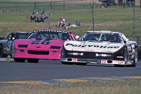 1982-91 Historic IMSA GTO/SCCA Trans Am Cars and Stock Cars/Group 13 at the 2017 SVRA Sonoma Historic Motorsports Festival run at Sonoma Raceway
