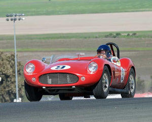 Nick Colonna with 1958 Devin SS in Group 9 - at the 2016 CSRG David Love Memorial - Sears Point Raceway