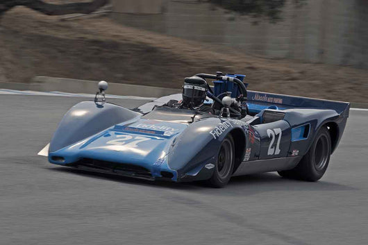 027 in Group 7A  at the 2016 Rolex Monterey Motorsport Reunion - Mazda Raceway Laguna Seca