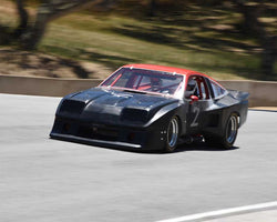 Stephen Sorenson with 1975 DeKon Monza in Group 4 at the 2015 HMSA LSR Invitational II at Mazda Raceway Laguna Seca
