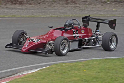 Alain Kamerer - 1975 Crossle 33F in Group 6 at the 2017 SOVREN Spring Sprints run at Pacific Raceways