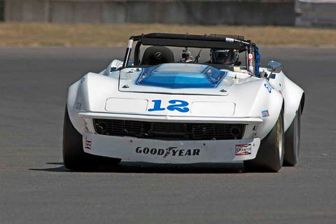 Richard Matkovich -  1968 Chevrolet Corvette in Group 10/12 at the 2017 SVRA Portland Vintage Racing Festivalrun at Portland International Raceway