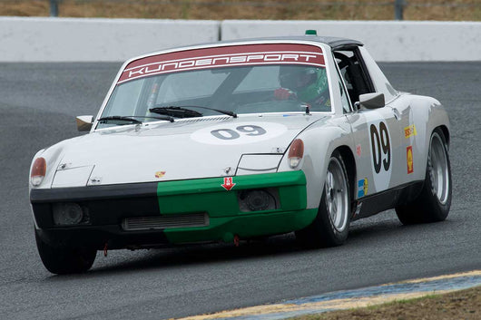 Hans Lapine with 1970 Porsche 914with6 GT in Group 12 at the 2016 SVRA Sonoma Historics - Sears Point Raceway