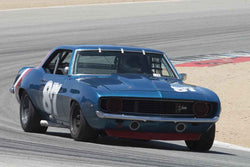 Alexander Motola - 1969 Chevrolet Camaro Z28 Trans Am in Group C/1966-1972 Trans-Am at the 2017 SCRAMP Spring Classic run at Mazda Raceway Laguna Seca