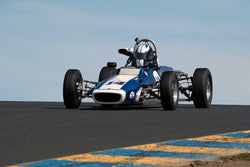 Edward VanTassel with 1970 Titan Mk6 in Group 8 -  at the 2016 SVRA Sonoma Historics - Sears Point Raceway