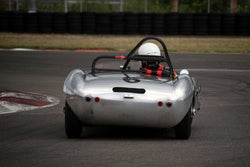 Robert Engberg with 1957 Elva MKII B in Group 4 -  at the 2016 Portland Vintage Racing Festival - Portland International Raceway