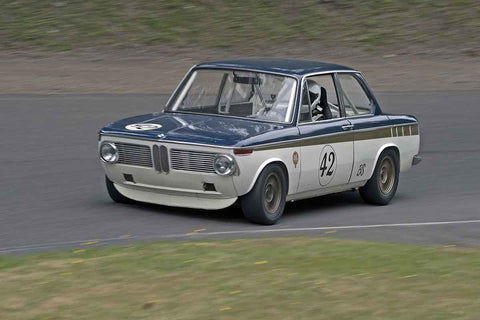 David Murray - 1967 BMW 1600 in Group 2B at the 2017 SOVREN Pacific Northwest Historicsrun at Pacific Raceways