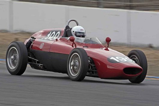 Simon Favre - 1959 Bourgeault F. Jr. in Group 5 -  at the 2016 Charity Challenge - Sonoma Raceway