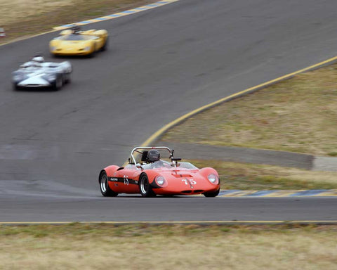 Neil Alexander with 1964 Porsche Platypus in Group 7 - 1959-1966 Sports Racing and 1964-1970 FIA Cars at the 2015 Sonoma Historic Motorsports Festival at Sonoma Raceway