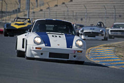 Cameron Healy - 1977 Porsche RSR in Group 8 -  at the 2016 Charity Challenge - Sonoma Raceway